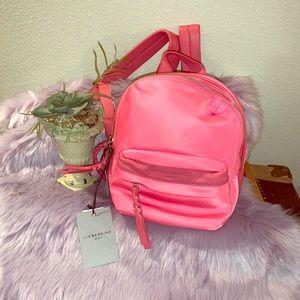 Liebeskind NWT hot pink mini backpack